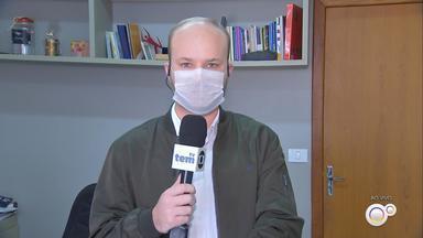 Prefeitura de Ourinhos distribui kits de merenda aos estudantes durante a pandemia - Por causa da suspensão das aulas presenciais durante a pandemia de coronavírus, a prefeitura de Ourinhos (SP) está distribuindo o kit merenda. Veja como funciona.