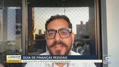 André Torbey dá dicas para planejar seus gastos - Acompanhe o 'Guia de Finanças Pessoais'.