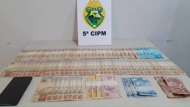 Suspeito de tráfico é preso em operação em Jussara - Mandados também estão sendo cumpridos em Cianorte e Cafezal do Sul.