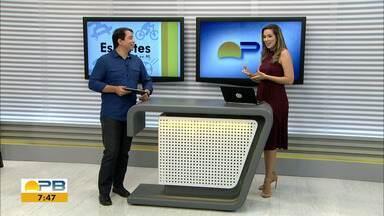 Kako Marques traz as notícias do esporte no Bom Dia Paraíba desta sexta-feira (17.07.20) - Fique bem informado, torcedor paraibano