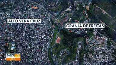 Duas pessoas são esfaqueadas em Belo Horizonte e Betim - Na capital, um homem ficou ferido depois de ser esfaqueado pelo pai. Em Betim, uma um homem foi preso depois agredir a namorada.