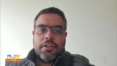 Membro do gabinete de gestão da crise de Campos explica testes - Gabinete da crise faz testes em categorias diferentes a cada semana.