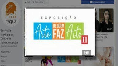 Museu de Itaquaquecetuba oferece tour virtual - Na fase amarela, museus ainda não podem abrir as portas.