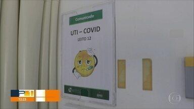 Hospital municipal de Cidade Tiradentes ganha novos leitos de UTI - Os equipamentos eram utilizados no Pacaembu.