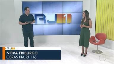 Veja a íntegra do RJ1 desta segunda-feira, 20/07/2020 - O jornal da hora do almoço traz informações sobre as regiões dos Lagos, Serrana, Norte e Noroeste Fluminense.