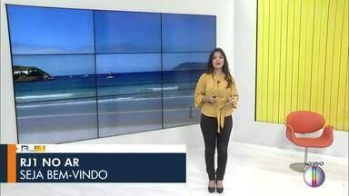 Veja a íntegra do RJ1 deste sábado, 18/07/2020 - O jornal da hora do almoço traz informações sobre as regiões dos Lagos, Serrana, Norte e Noroeste Fluminense.