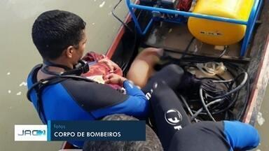 Criança de 2 anos morre afogada - Criança morre afogada