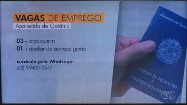 Confira as vagas de emprego disponíveis para Goiás - Veja as oportunidades.