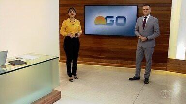 Veja os destaques do Bom Dia Goiás desta sexta-feira (24) - Assista aos vídeos.