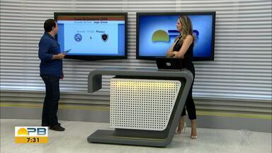 Kako Marques traz as notícias do esporte no Bom Dia Paraíba desta sexta-feira (24.07.20) - Fique bem informado, torcedor paraibano