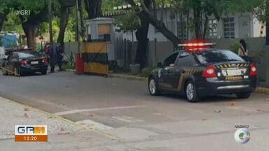 Polícia Federal investiga supostas irregularidades na secretaria de saúde do Recife - De acordo com a polícia federal, o prejuízo para os cofres públicos foi de sete milhões de reais.
