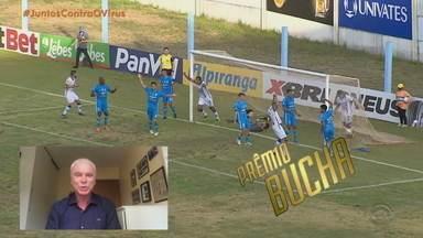 Gauchão retorna com gols candidatos ao Prêmio Bucha - Assista ao vídeo.