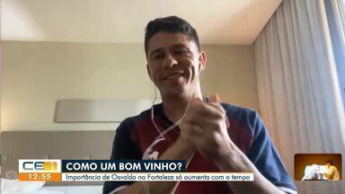 Confira as notícias do esporte cearense com Diego Twardy - Saiba mais em: g1.com.br/ce