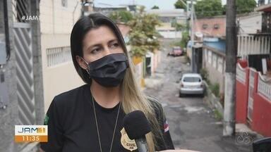 Polícia realiza operação contra maus-tratos a idosos em Manaus - Foram verificadas denúncias da população.