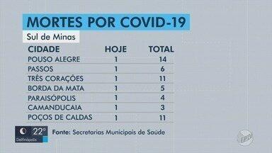 Prefeituras confirmam pelo menos mais sete mortes da Covid-19 - Prefeituras confirmam pelo menos mais sete mortes da Covid-19