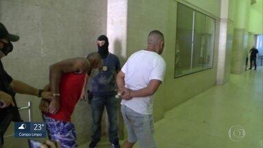 Polícia resgata empresário sequestrado no litoral sul - Ele passou cinco dias em cativeiro em Mangaguá.