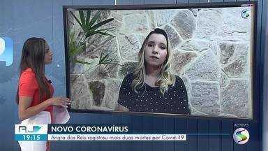 Angra dos Reis registra mais duas mortes pela Covid-19 e chega a 113 óbitos - RJ2 atualizou os números da Covid-19 na região.