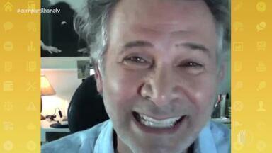 Bate-papo divertido com ator Nelson Freitas - Confira!!