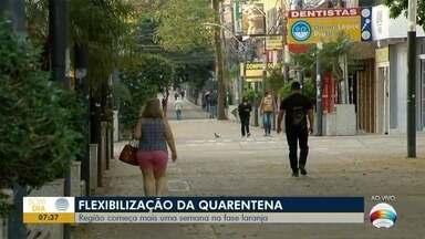Oeste Paulista segue na fase laranja do Plano São Paulo - Confira as notícias relacionadas à pandemia.