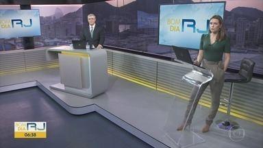 Bom Dia Rio - Edição de segunda-feira, 27/07/2020 - As primeiras notícias do Rio de Janeiro, apresentadas por Flávio Fachel, com prestação de serviço, boletins de trânsito e previsão do tempo.