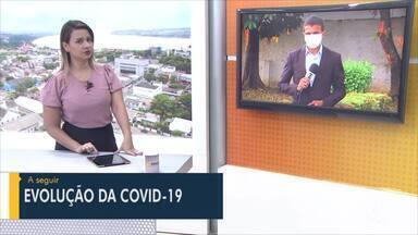 Veja a integra do BDA desta segunda-feira, 27 de julho - Entre os destaques estão que RO ficou no topo do ranking de mortes por covid-19 na região norte e a morte de um ex-vereador de Ariquemes.