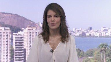 RJ1 - Íntegra 27/07/2020 - O telejornal, apresentado por Mariana Gross, exibe as principais notícias do Rio, com prestação de serviço e previsão do tempo.