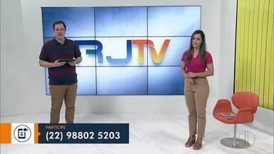 Veja a íntegra do RJ1 Inter TV - 27/07/2020 - Confira as principais notícias do interior do Rio.