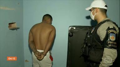 PF prende 108 pessoas ligadas a facções criminosas em AL e em mais de dez estados - O que chamou a atenção dos investigadores foi o envolvimento das mulheres.
