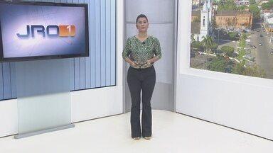 Confira a íntegra do JRO1 desta quarta-feira, 29 de Julho - Telejornal é apresentado por Yonara Werri.