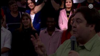 Maiara e Maraisa relembram dia que participaram da plateia do 'Domingão' - As irmãs sonhavam em cantar no programa e revelam que ficaram muito emocionadas na estreia