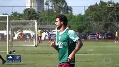 Além de Fred, Fluminense tem mais dois desfalques para amistoso contra o Botafogo - Além de Fred, Fluminense tem mais dois desfalques para amistoso contra o Botafogo