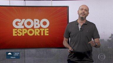 Veja o bloco do Globo Esporte no RJ1 desta quinta-feira, 30/07/2020 - Veja o bloco do Globo Esporte no RJ1 desta quinta-feira, 30/07/2020