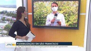 Flexibilização em São Francisco do Guaporé - Sem casos ativos da Covid-19, órgãos públicos atendem por agendamento.