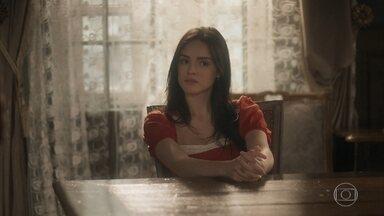 Anna fica satisfeita ao saber que Fred Sem Alma fugiu da cadeia - Nívea conta a Anna que Miss Liu era a esposa do pirata. Joaquim observa quando Thomas deixa a casa e vai atrás do oficial inglês