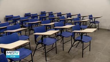 Escolas se preparam para retorno às aulas, mesmo sem previsão do governo - Aulas foram suspensas por causa da pandemia.