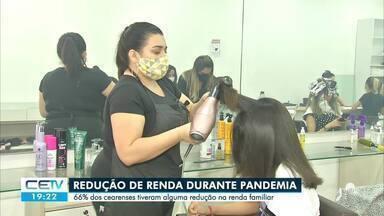 Levantamento mostra como pandemia está afetando o cearense - Saiba mais em: g1.com.br/ce