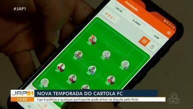 Cartola FC: Liga Globo Esporte Amapá é pública e qualquer um pode disputar o título - Cartola FC: Liga Globo Esporte Amapá é pública e qualquer um pode disputar o título