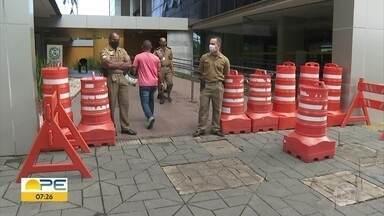 Operação da PF afasta servidor da Alepe investigado por cobrar propina a dono de empresas - Operação Coffee Break foi deflagrada na quinta-feira (30).