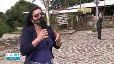 Serra Negra registra queda no faturamento devido à pandemia em Bezerros - Local é ponto turístico principalmente no inverno.