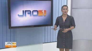Veja a íntegra do JRO1 deste sábado, 01 de Agosto - Jornal comemora a inauguração oficial da EFMM com co-apresentação de André Oliveira.
