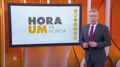 Hora 1 - Edição de segunda-feira, 03/08/2020 - Os assuntos mais importantes do Brasil e do mundo, com apresentação de Roberto Kovalick.