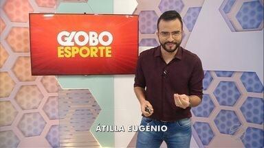 Globo Esporte MS - segunda-feira - 03/08/20 - Globo Esporte MS - segunda-feira - 03/08/20