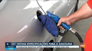 Gasolina passa a ter novas especificações em SC - Gasolina passa a ter novas especificações em SC