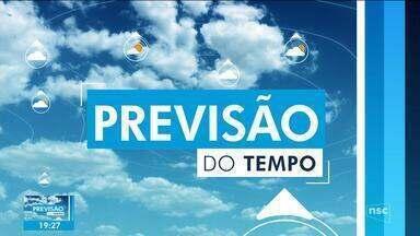 Confira como fica o tempo em Santa Catarina - Confira como fica o tempo em Santa Catarina