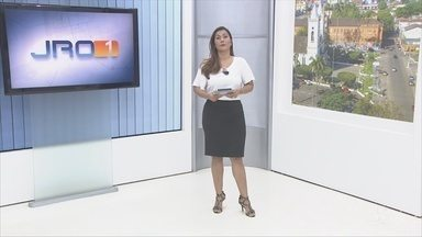 Confira a íntegra do JRO1 desta segunda-feira, 03 de Agosto - Telejornal é apresentado por Yonara Werri.