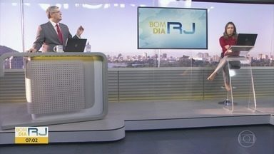 Bom Dia Rio - Edição de terça-feira, 04/08/2020 - As primeiras notícias do Rio de Janeiro, apresentadas por Flávio Fachel, com prestação de serviço, boletins de trânsito e previsão do tempo.
