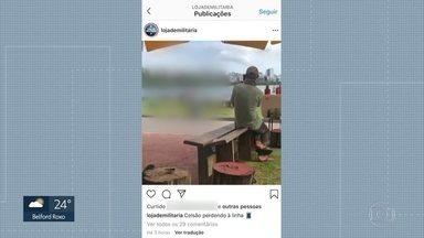 Polícia investiga postagem em redes sociais expondo mulheres que praticavam ioga na Lagoa - Imagens foram gravadas enquanto advogada e a amiga praticavam ioga.