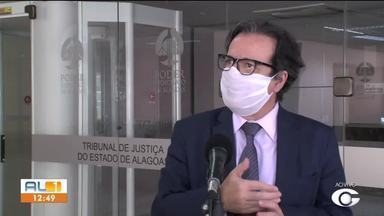Tribunal de Justiça retorna com as atividades presenciais para o público - Confira na reportagem.