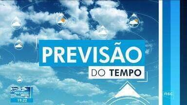 Veja como fica o tempo em Santa Catarina nesta quarta - Veja como fica o tempo em Santa Catarina nesta quarta