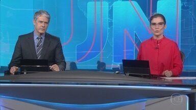 Jornal Nacional, Íntegra 04/08/2020 - As principais notícias do Brasil e do mundo, com apresentação de William Bonner e Renata Vasconcellos.